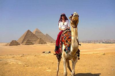 Full day tour visiting Cairo highlights from Luxor by plane