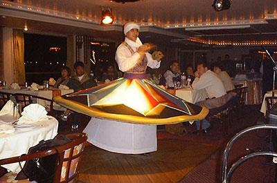 Dinner Cruise and Show at Cairo