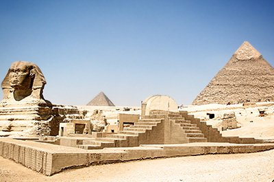 Cairo half day tour to Giza great pyramids and Sphinx