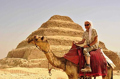 Half Day Tour to Sakkara Step pyramid and Memphis